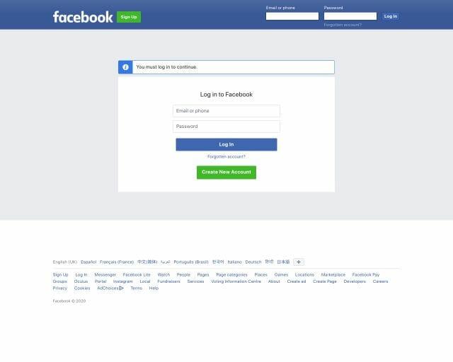 GLS Facebook
