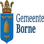 logo van de gemeente Borne