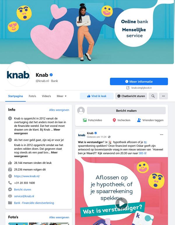 knab facebook