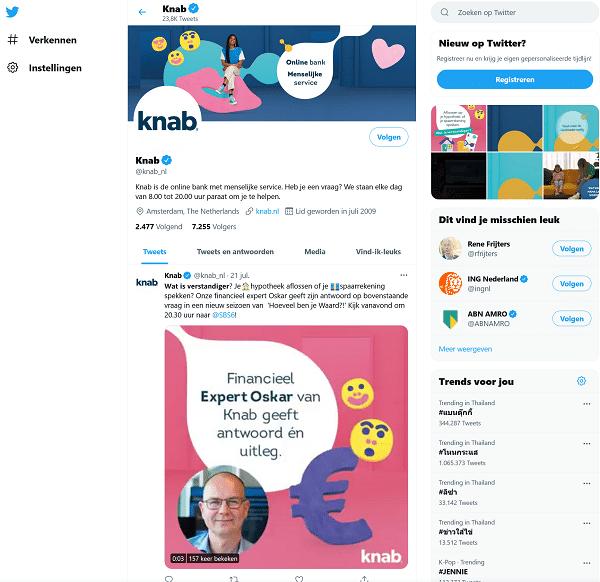 knab twitter