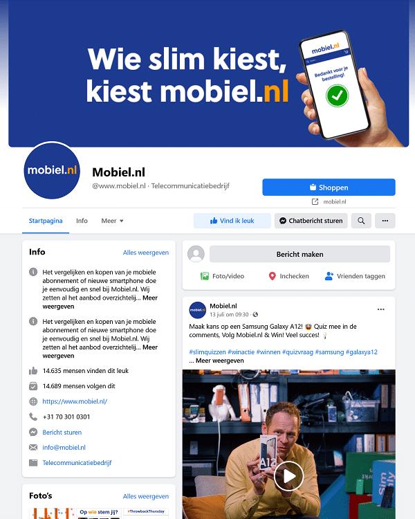 mobiel.nl facebook