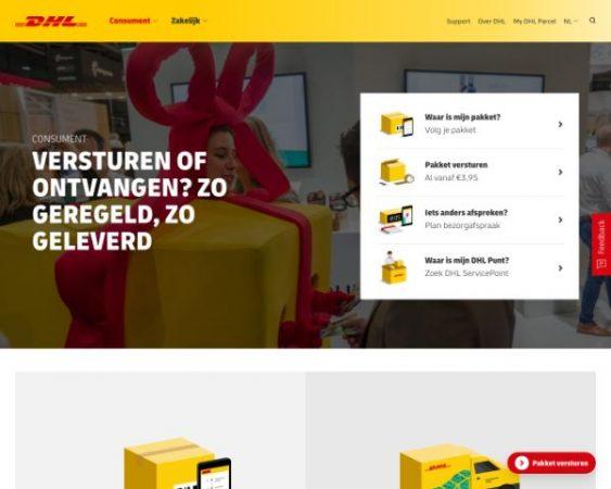 dhlparcel.nl