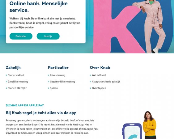 knab website