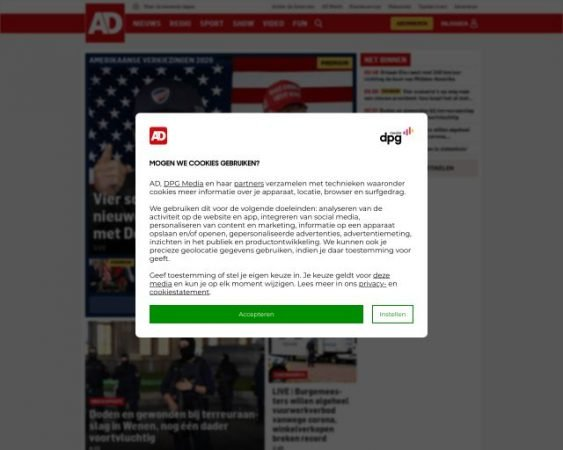 website ad.nl