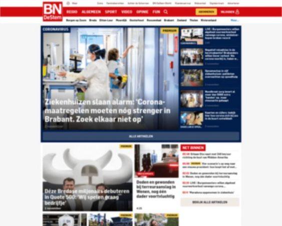 website bndestem.nl