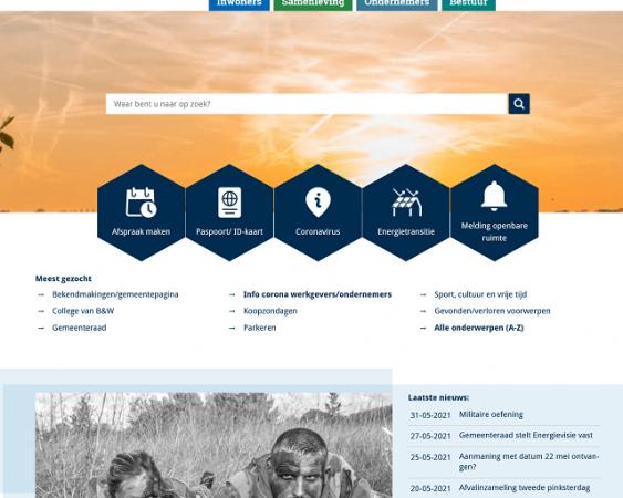 website gemeente borne
