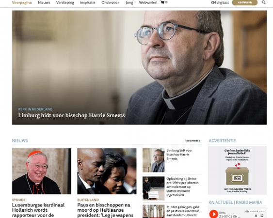 website katholiek nieuwsblad
